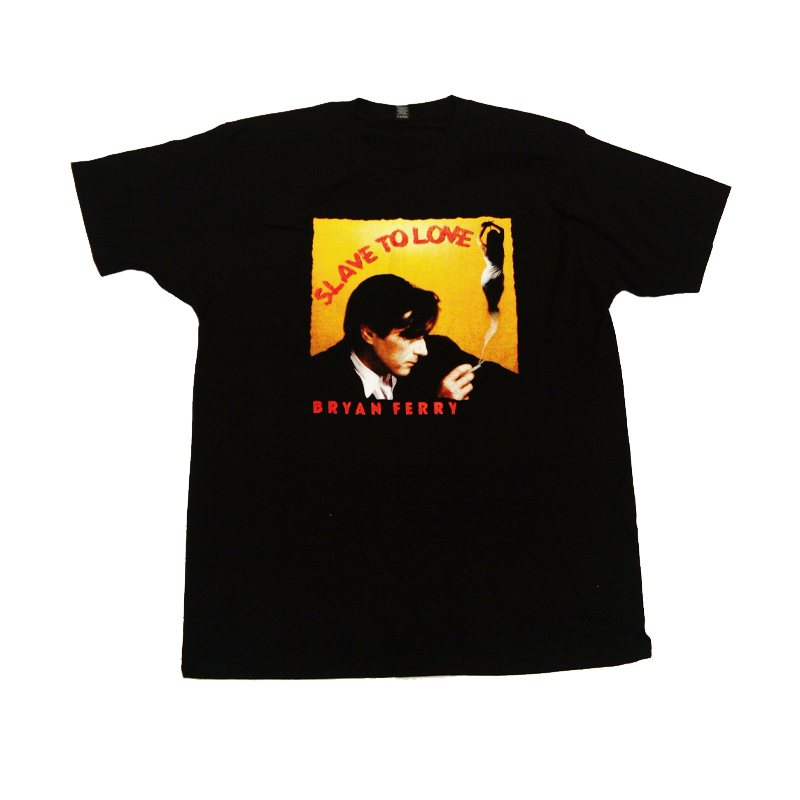 Buy Online Bryan Ferry - Slave To Love T-Shirt