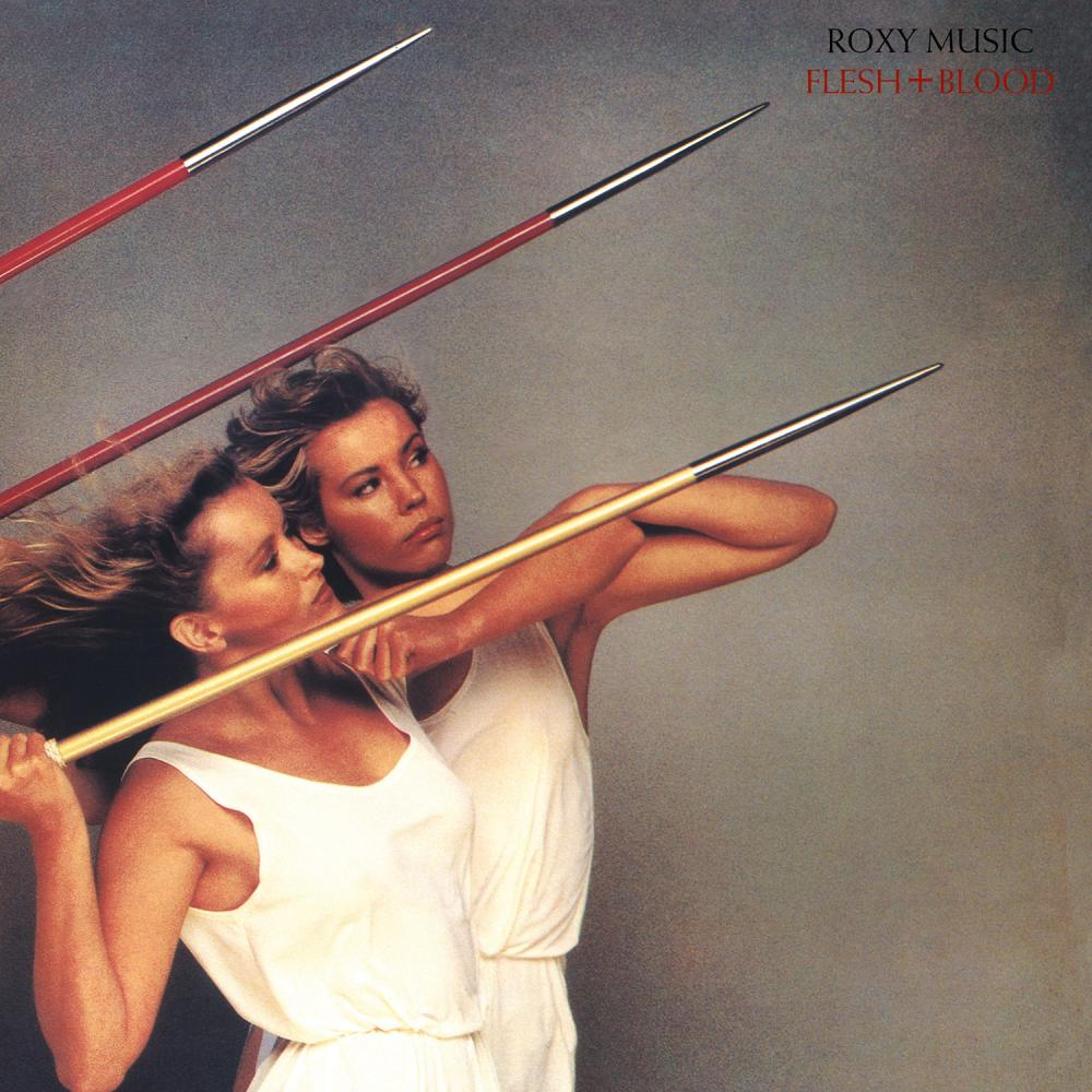 Buy Online Roxy Music - Flesh And Blood Heavyweight Vinyl LP