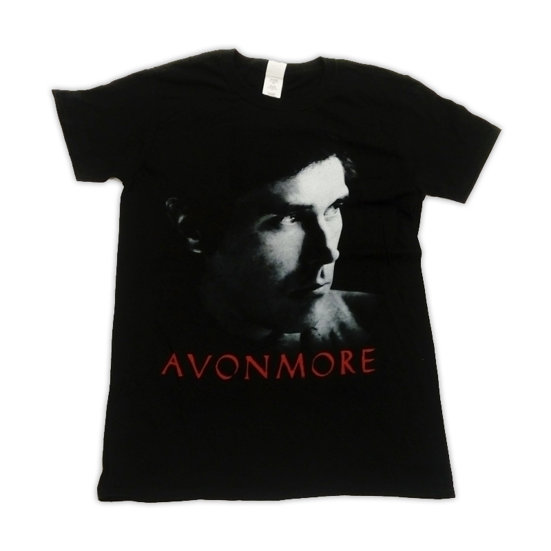 Buy Online Bryan Ferry - Avonmore 2014 European Tour Album Black T-Shirt (w/ Dates)