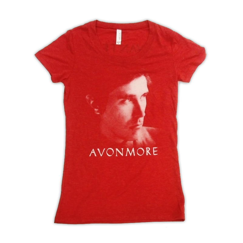 Buy Online Bryan Ferry - Avonmore Red Ladies T-Shirt