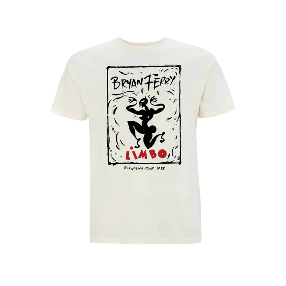 Buy Online Bryan Ferry - Limbo T-Shirt