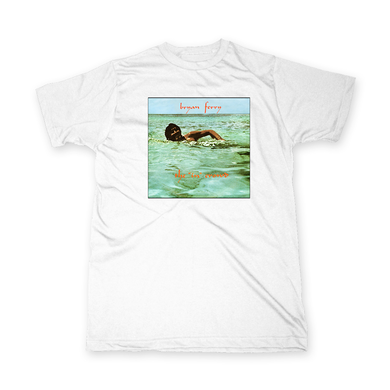 Buy Online Bryan Ferry - The In Crowd T-Shirt