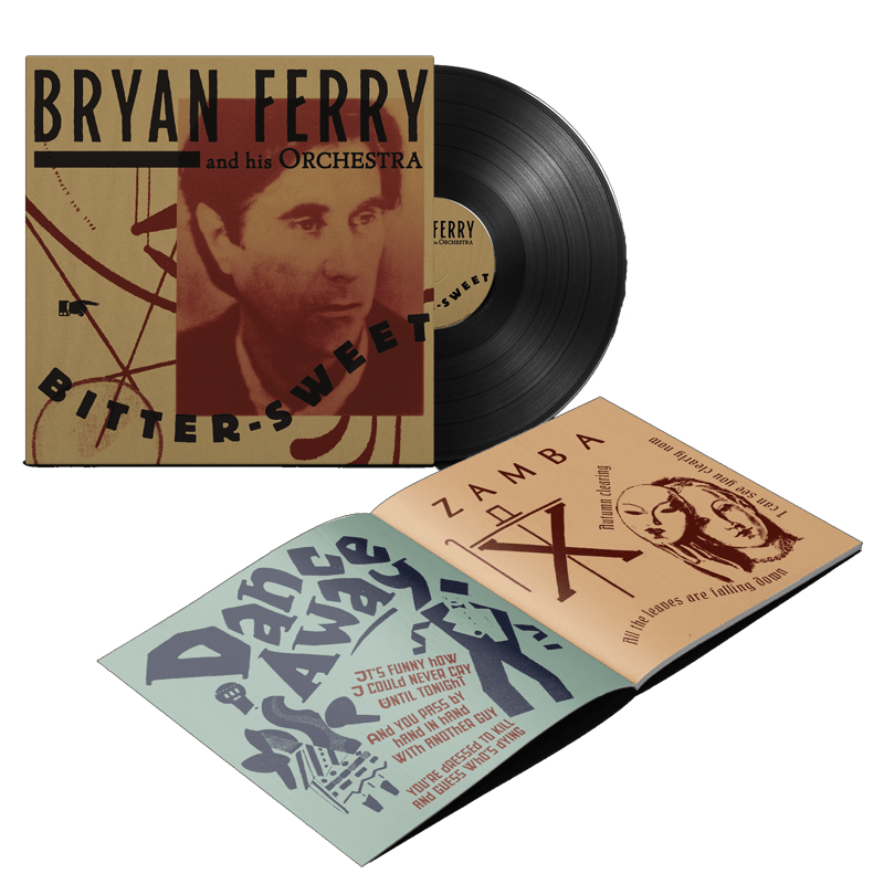 Buy Online Bryan Ferry - Bitter-Sweet Limited Edition Vinyl