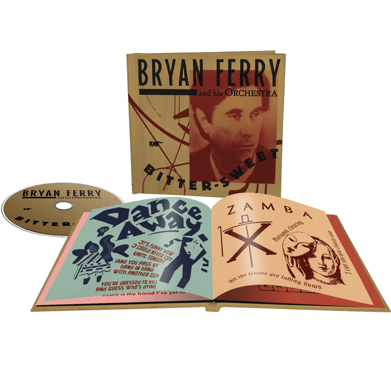 Buy Online Bryan Ferry - Bitter-Sweet Deluxe CD Album