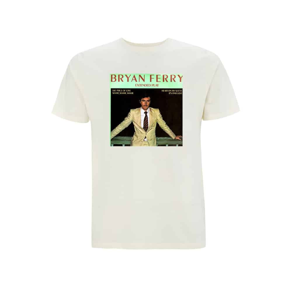 Buy Online Bryan Ferry - Extended Play T-Shirt