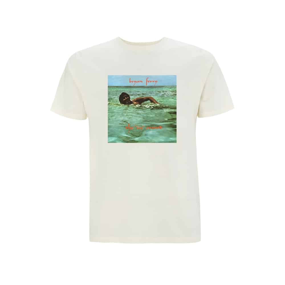 Buy Online Bryan Ferry - In The Crowd T-Shirt