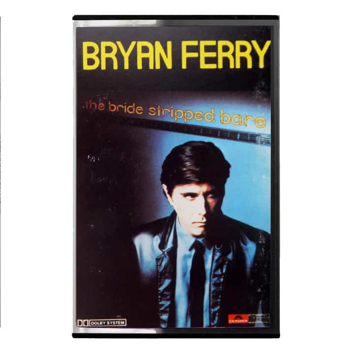 Buy Online Bryan Ferry - The Bride Stripped Bare (UK Version)