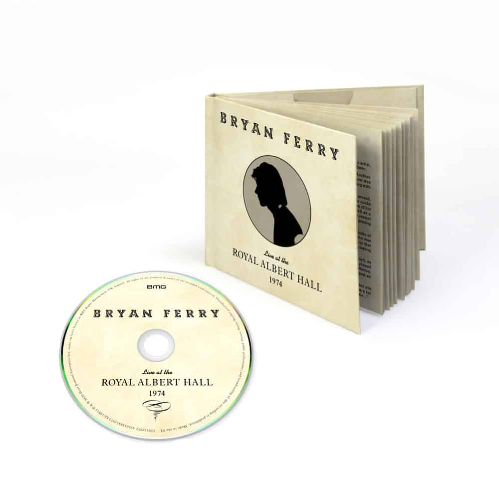 Buy Online Bryan Ferry - Live At The Royal Albert Hall 1974 CD