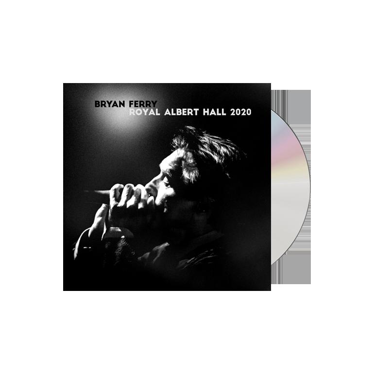 Buy Online Bryan Ferry - Royal Albert Hall 2020 CD Album (Exclusive)