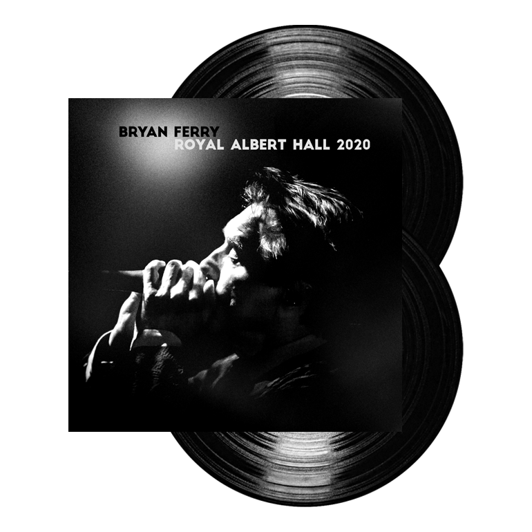 Buy Online Bryan Ferry - Royal Albert Hall 2020 Double Vinyl (Exclusive)