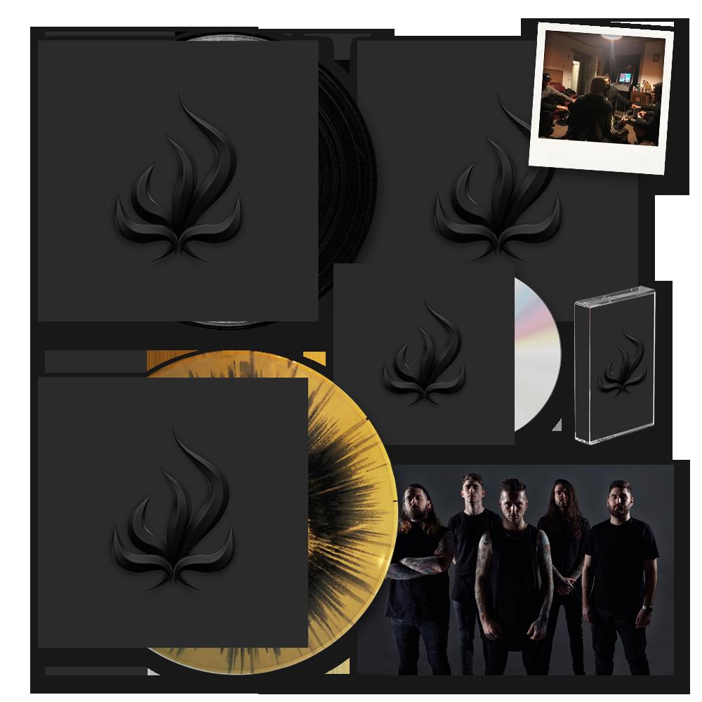 Buy Online Bury Tomorrow - Black Flame Mega-Bundle 1