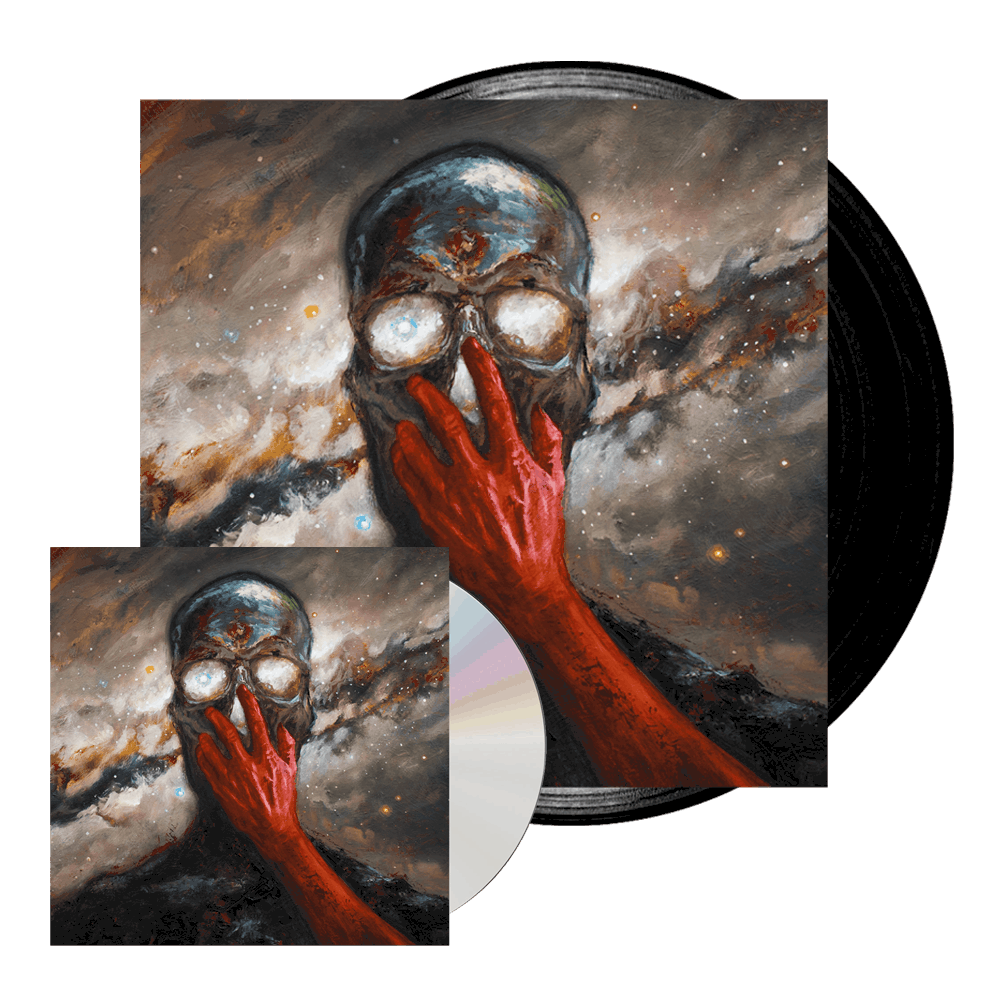 Buy Online Bury Tomorrow - Cannibal Deluxe CD + Vinyl + Signed A4 Print