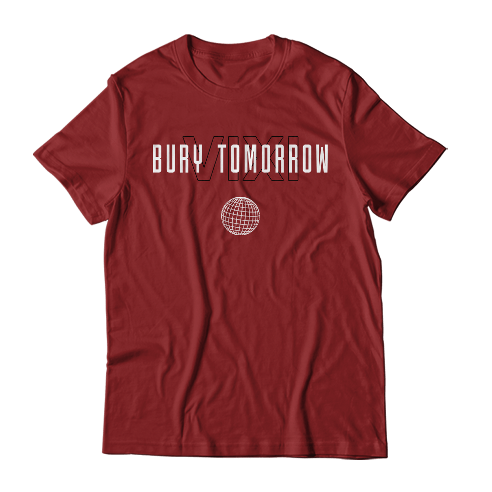 Buy Online Bury Tomorrow - The Grey (VIXI) T-Shirt