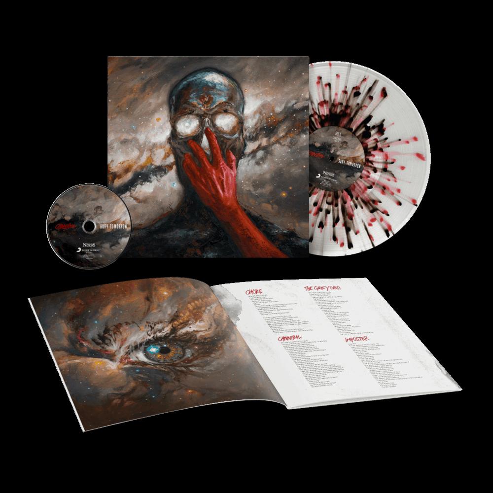 Buy Online Bury Tomorrow - Cannibal Deluxe Vinyl + Photo Card