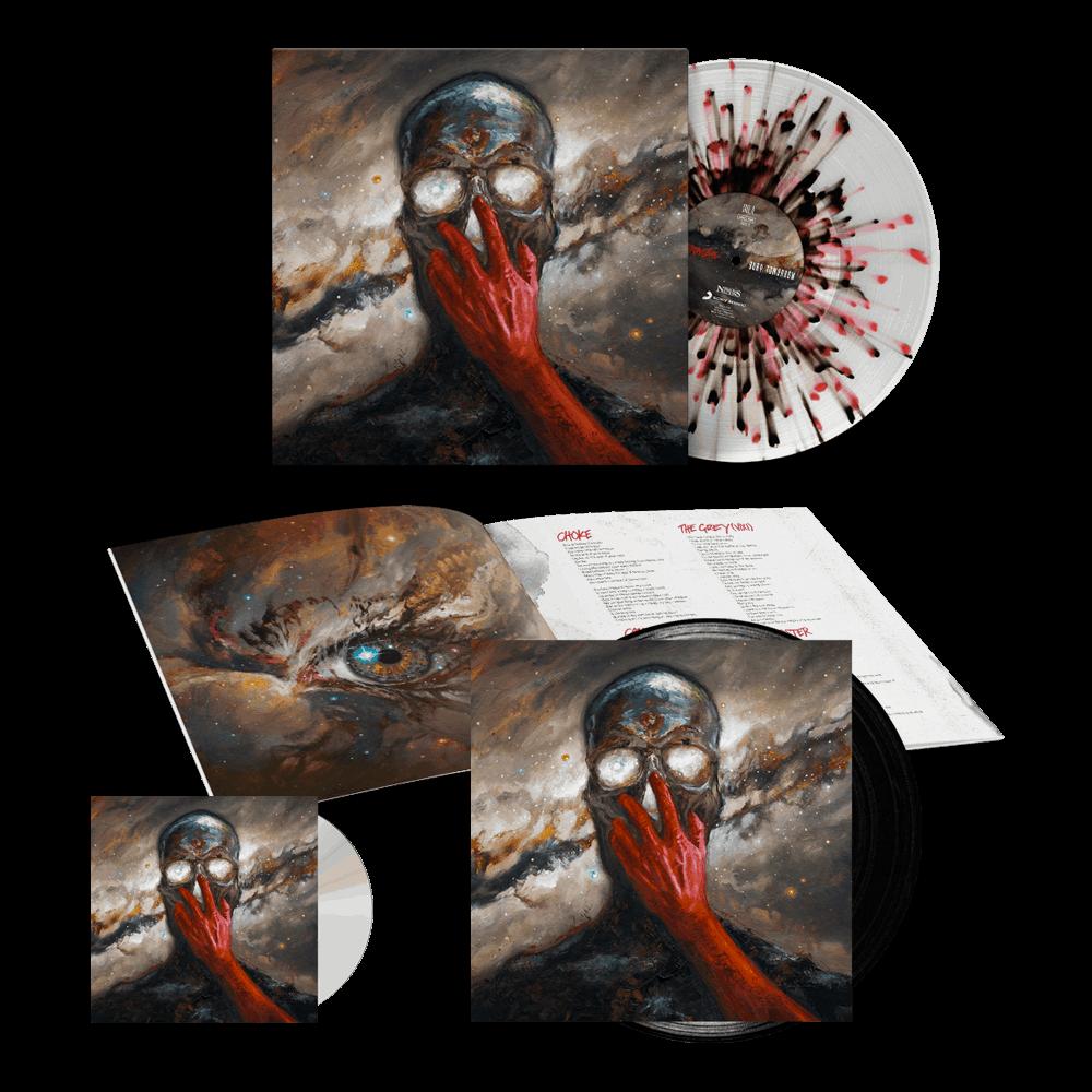 Buy Online Bury Tomorrow - Cannibal Deluxe CD + Vinyl  + Deluxe Vinyl