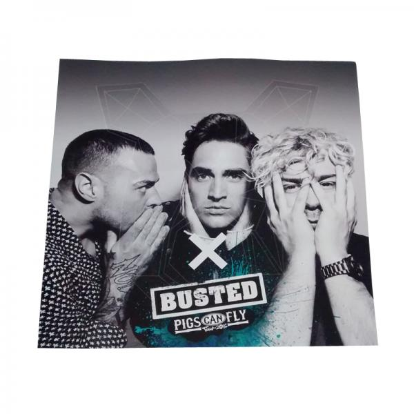 Buy Online Busted - Tour Book