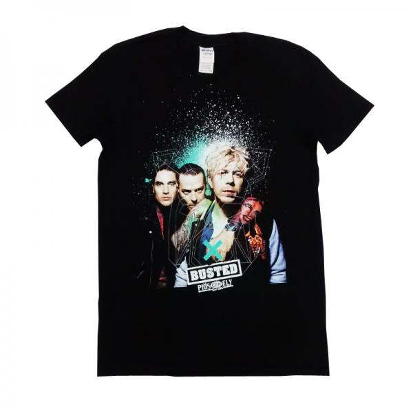 Buy Online Busted - Tour T-Shirt