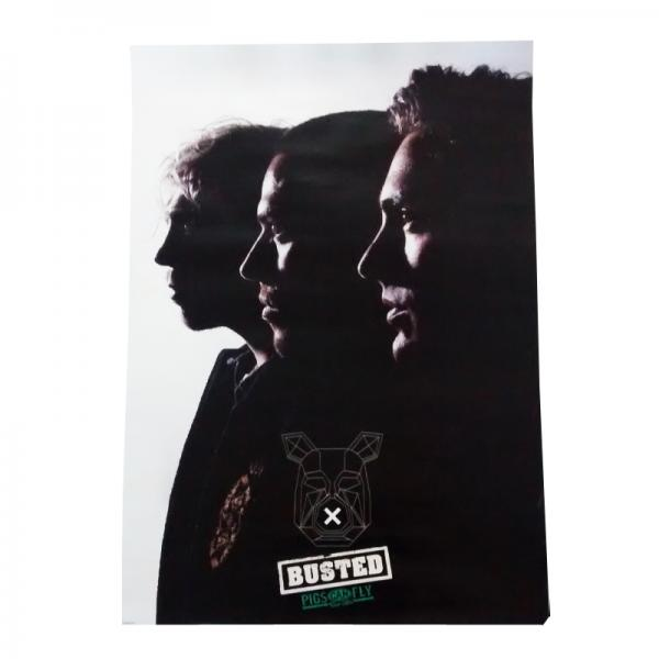 Buy Online Busted - A1 Poster