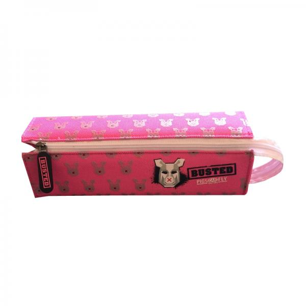 Buy Online Busted - Pink Cosmetic Bag