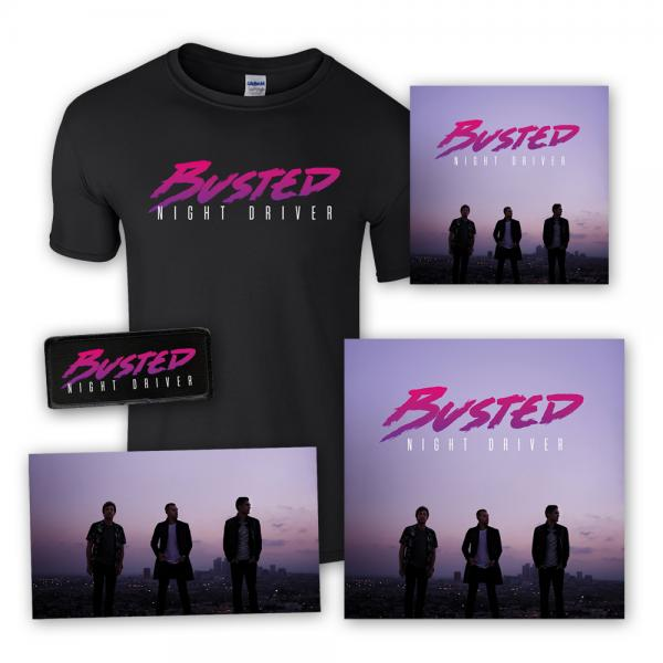 Buy Online Busted - Night Driver <br />Deluxe Bundle