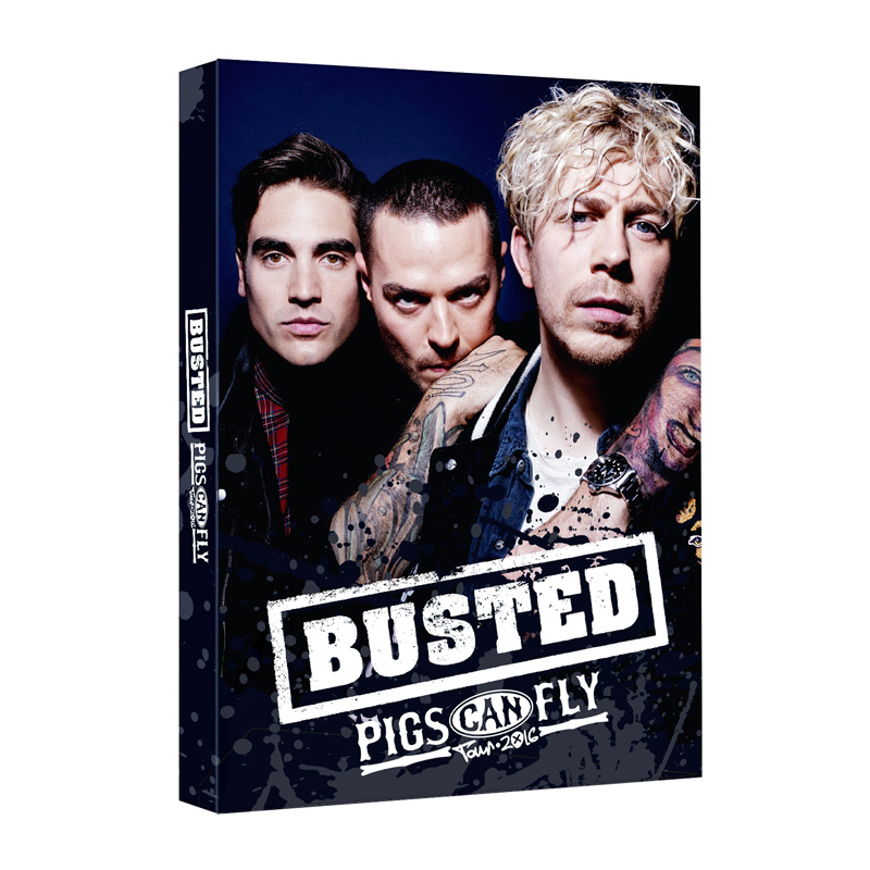 Buy Online Busted - Pigs Can Fly DVD