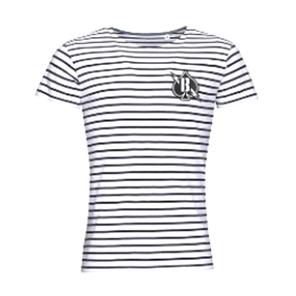 Buy Online Busted - Striped T-Shirt