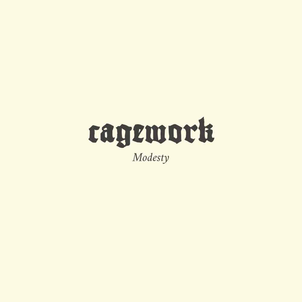 Buy Online Cagework - Modesty - Single Download