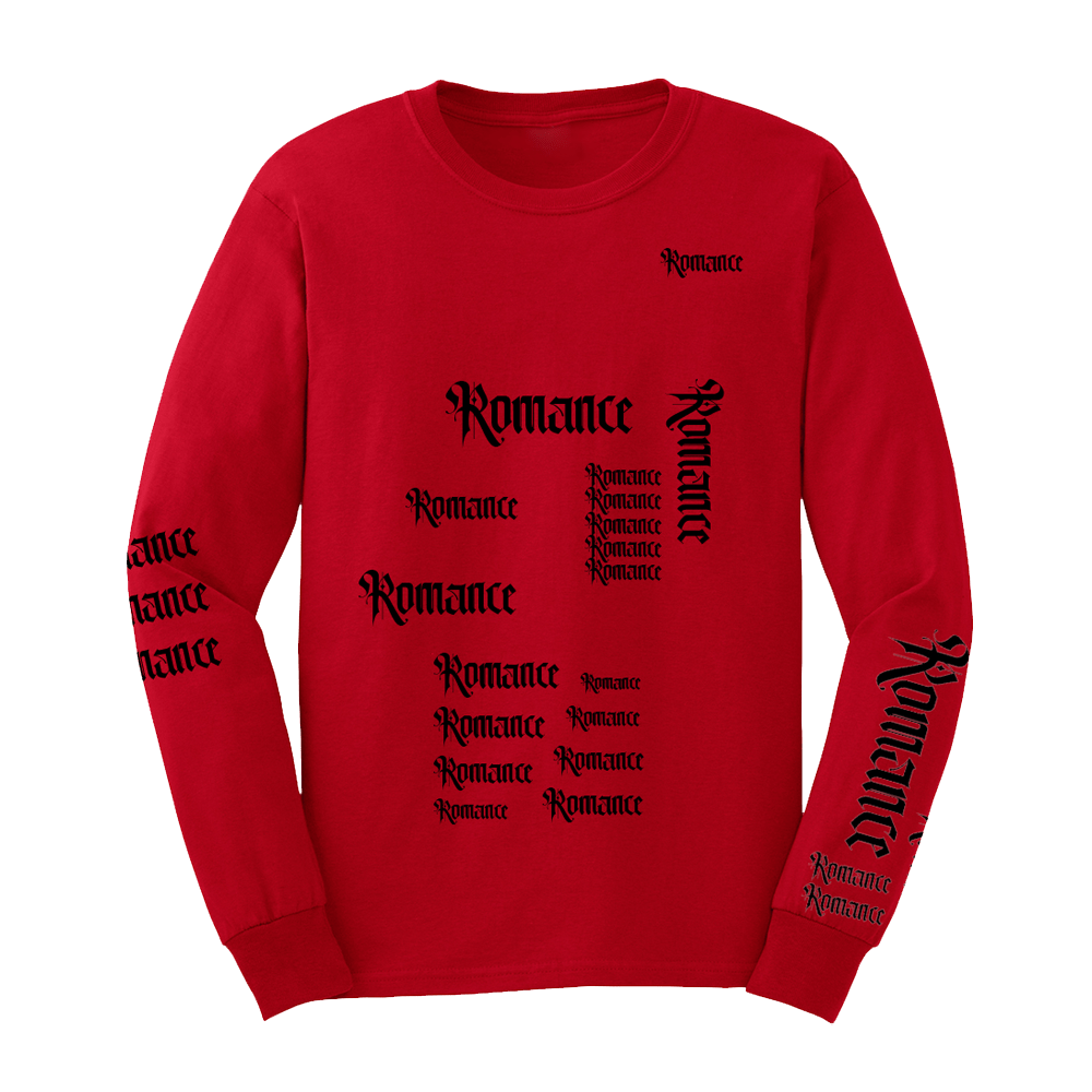 Buy Online Camila Cabello - Romance Long Sleeve T-Shirt