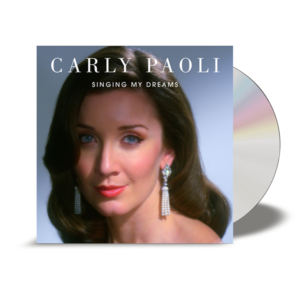 Buy Online Carly Paoli - Singing My Dreams