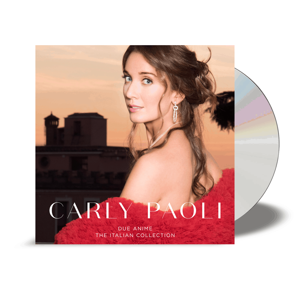 Buy Online Carly Paoli - Due Anime (The Italian Collection)