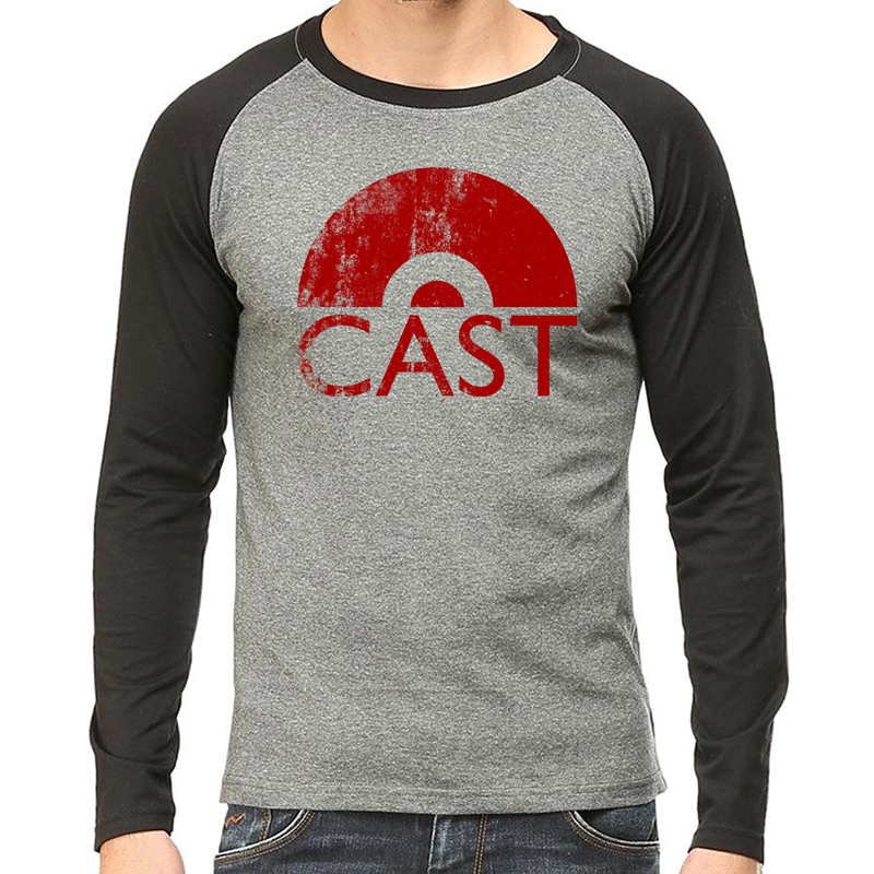 Buy Online Cast - Vintage Logo Baseball Shirt