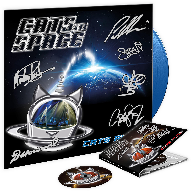 Buy Online Cats In Space - Cats Alive! Bundle