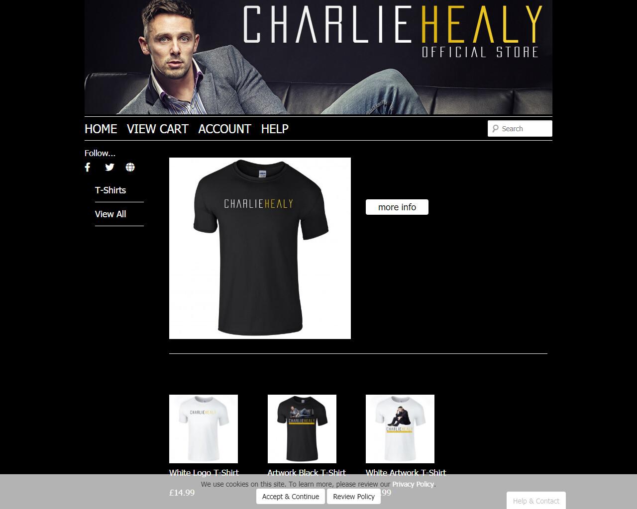 Charlie Healy