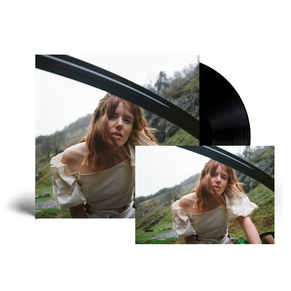 Buy Online Charlotte Clark - Warm Weather 12-Inch EP (Inc Artwork Print)