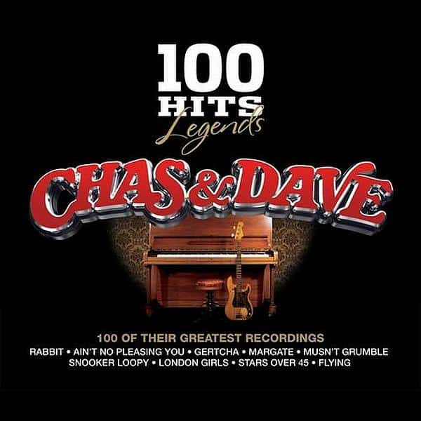 Buy Online Chas & Dave - 100 Hits Legends Box Set