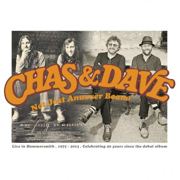 Buy Online Chas & Dave - Not Just Anuvver Beano