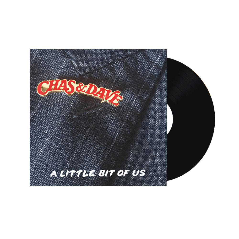 Buy Online Chas & Dave - A Little Bit of Us Limited Edition LP + Signed Royal Albert Hall Art Print
