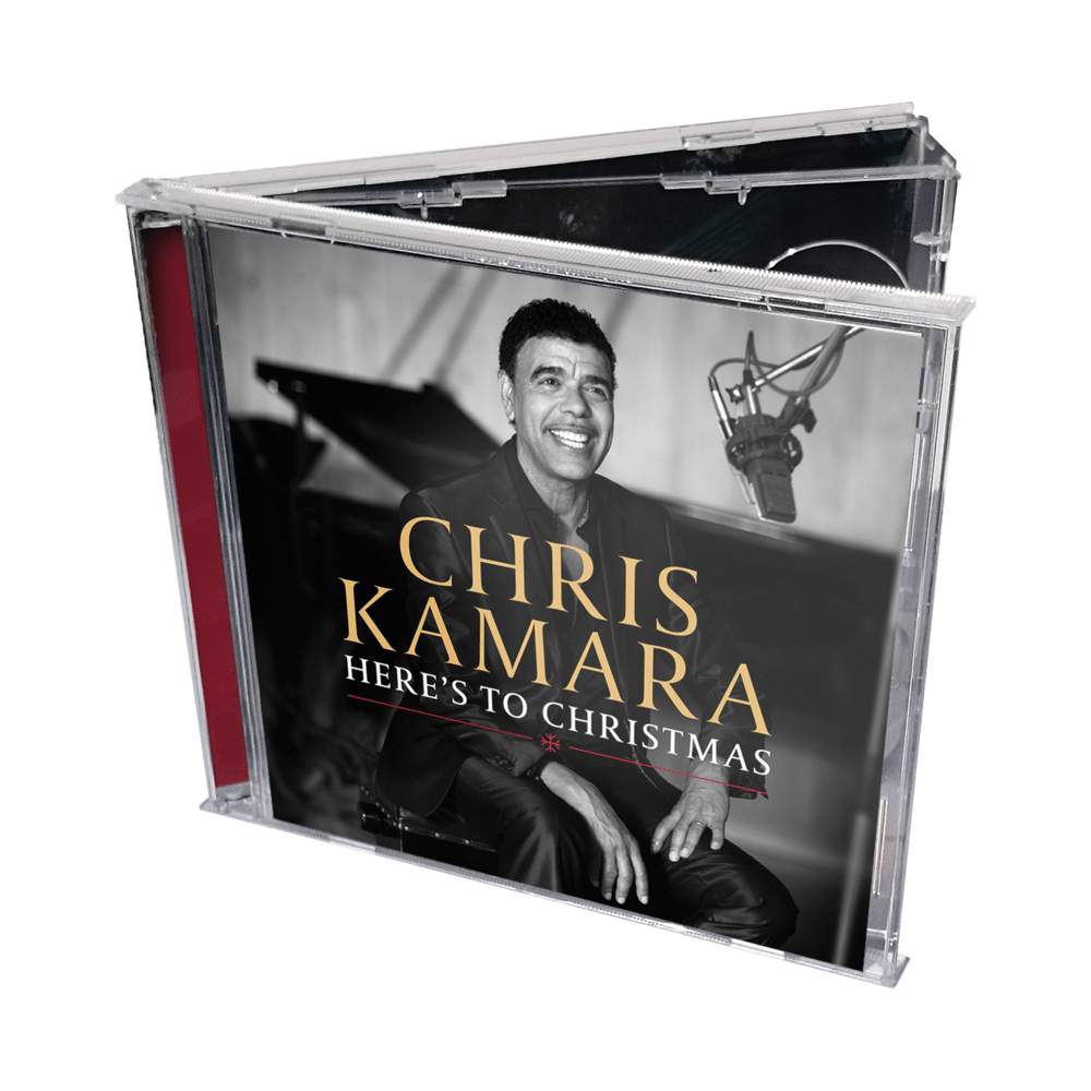 Buy Online Chris Kamara - Here's to Christmas CD Album
