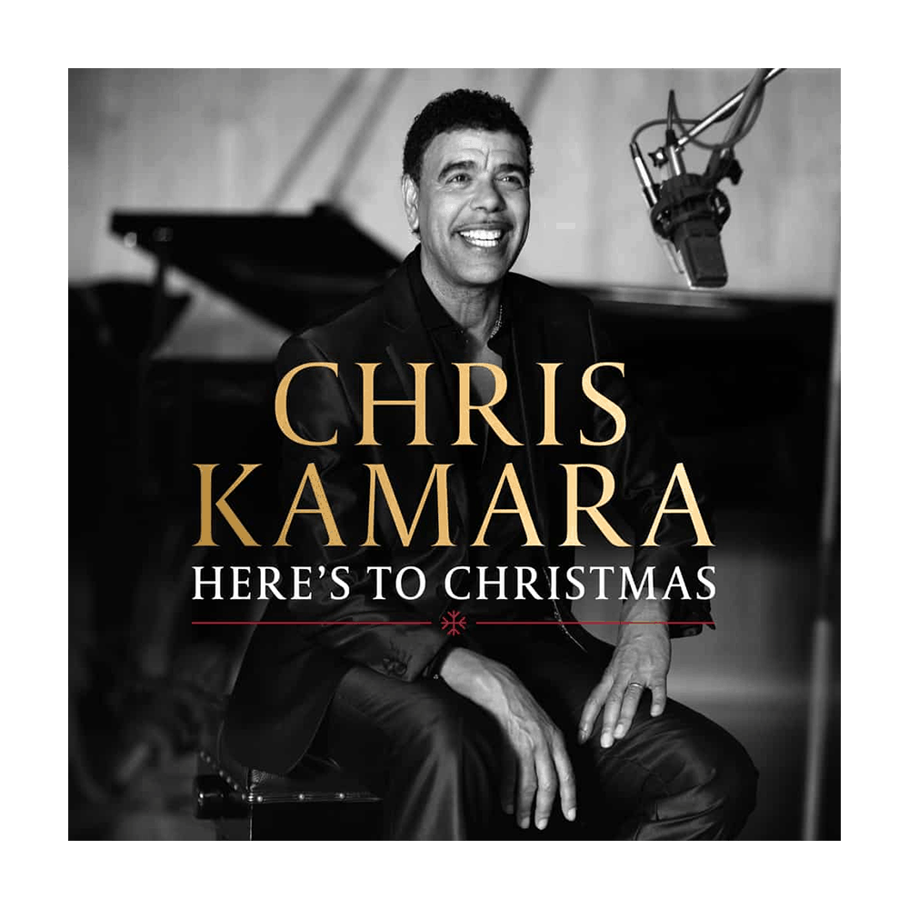 Buy Online Chris Kamara - Here's to Christmas Digital Album
