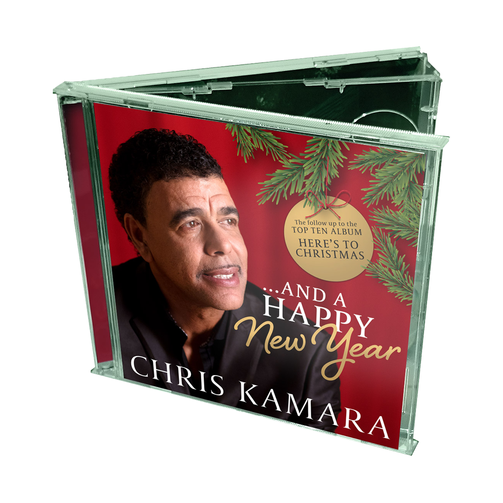 Buy Online Chris Kamara - ...And A Happy New Year