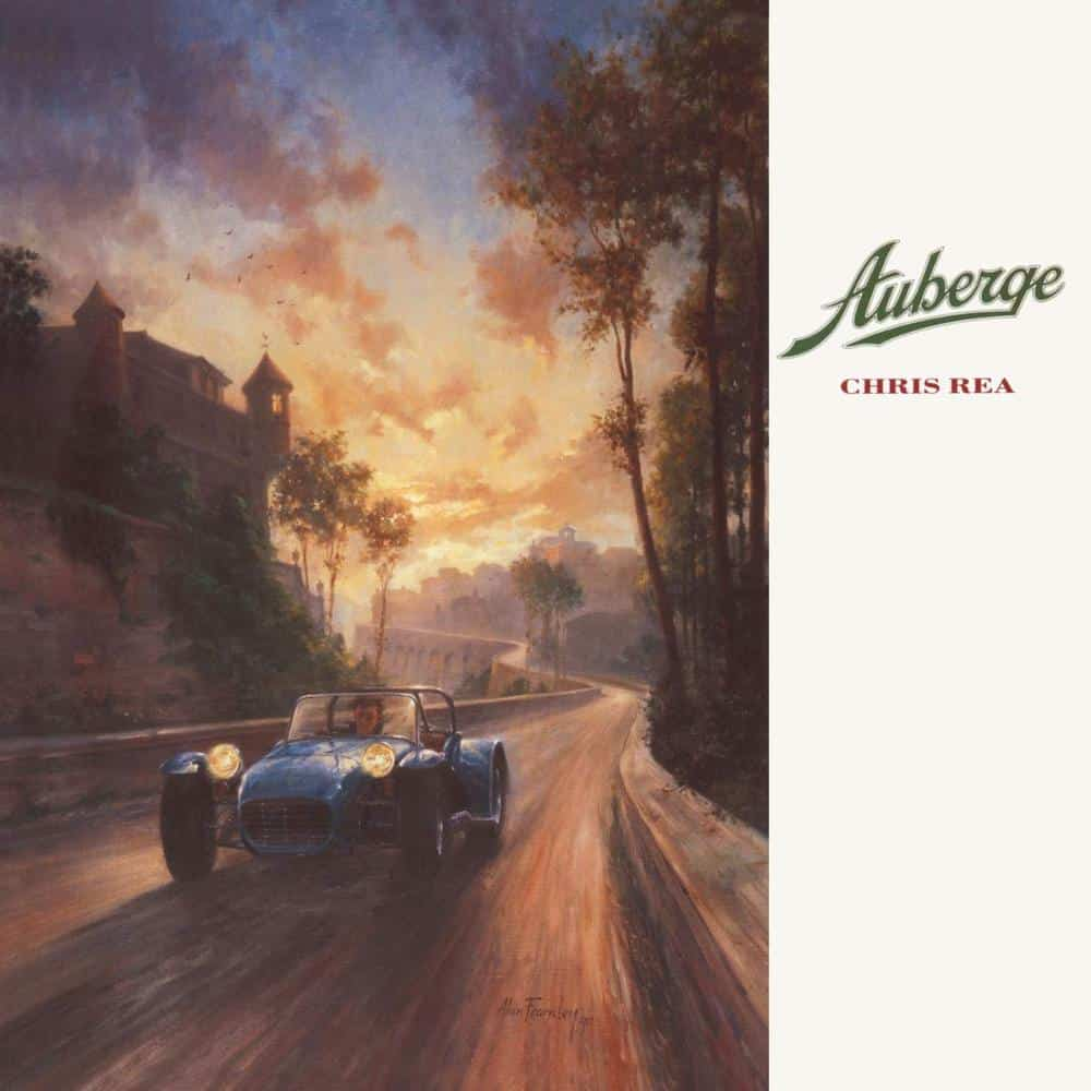 Buy Online Chris Rea - Auberge 2CD Deluxe Edition