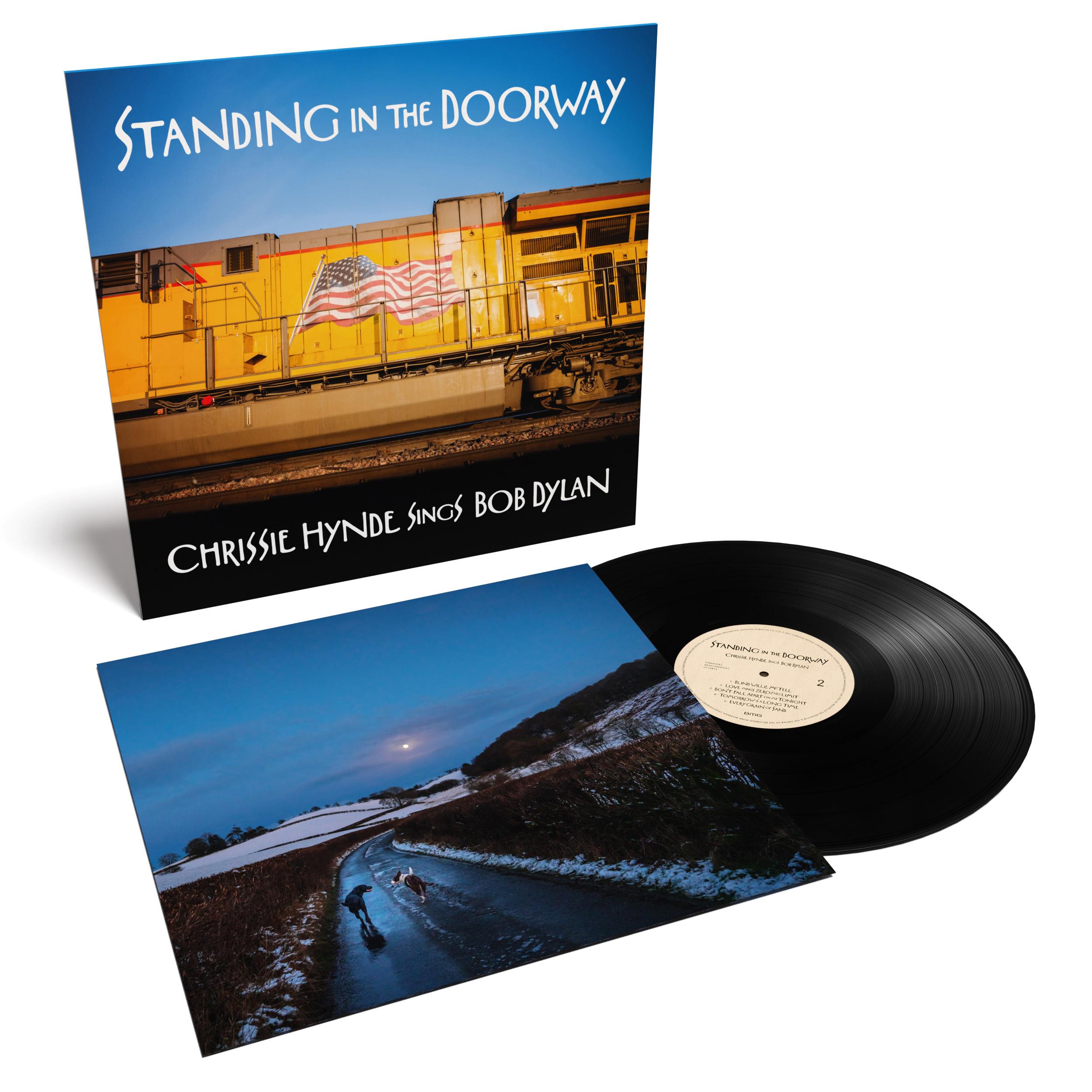 Buy Online Chrissie Hynde - Standing in the Doorway: Chrissie Hynde Sings Bob Dylan (Vinyl)