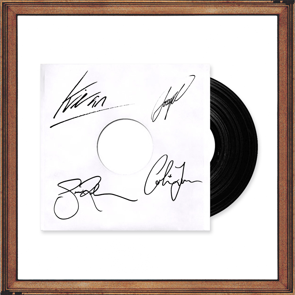 Buy Online Circa Waves - What's It Like Over There? Test Pressing (Signed)
