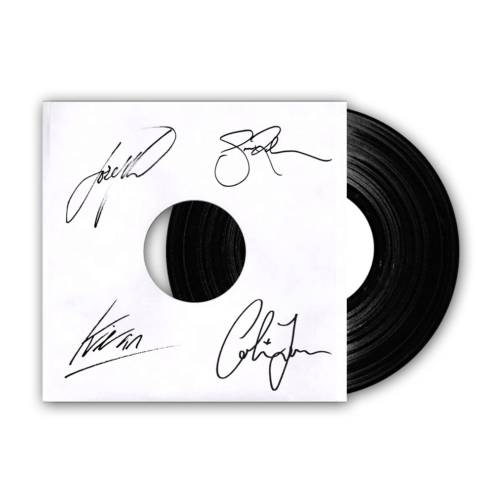 Buy Online Circa Waves - Sad Happy Test Pressing Vinyl (Signed & Numbered)