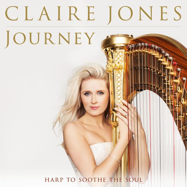 Buy Online Claire Jones - Journey: Harp to Soothe the Soul (Signed)