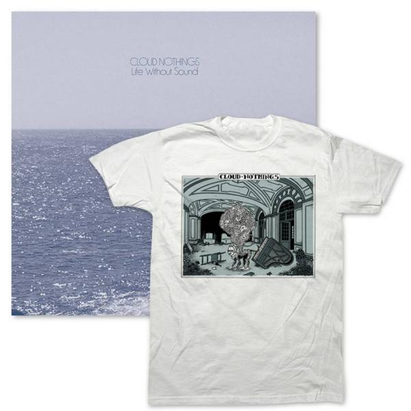 Buy Online Cloud Nothings - Life Without Sound Download + T-Shirt