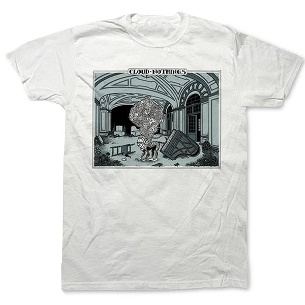 Buy Online Cloud Nothings - Life Without Sound T-Shirt
