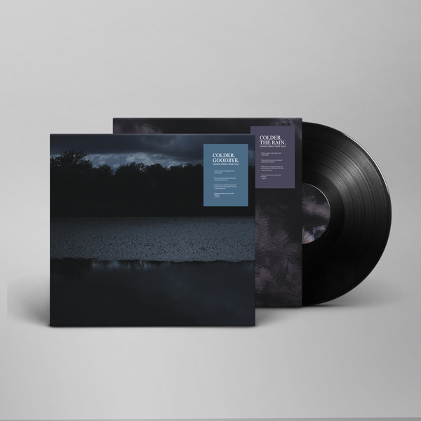 Buy Online Colder - The Rain + Goodbye Vinyl Bundle