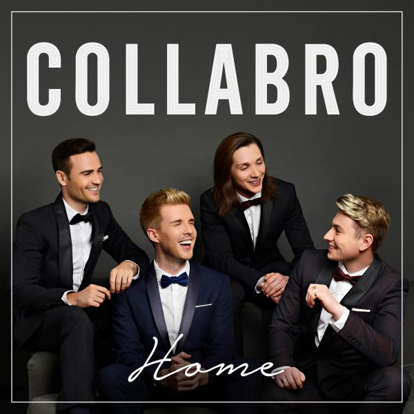 Buy Online Collabro - Home + Signed Booklet