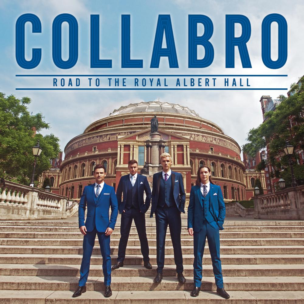 Buy Online Collabro - Road To The Royal Albert Hall CD